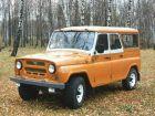 1974 UAZ 2930