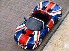 2002 Vauxhall Union Jack VX220